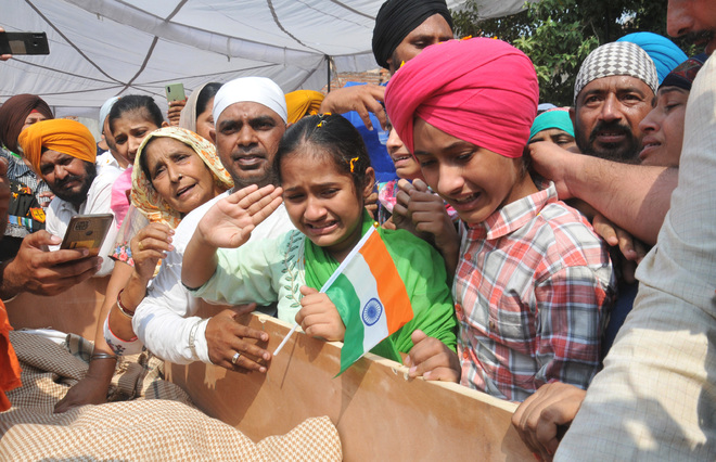 Grandson too will join Army, says Naib Subedar Jaswinder Singh's mother