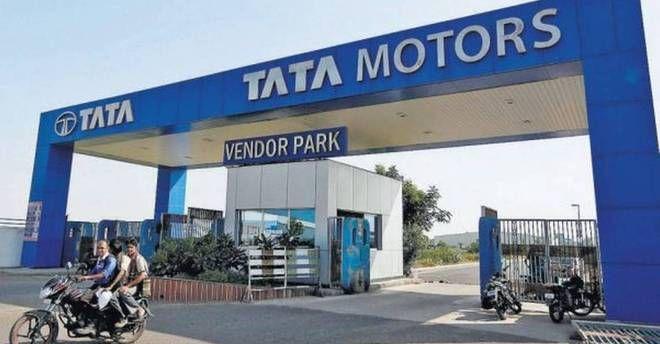 Tata Motors' shares surge over 20%
