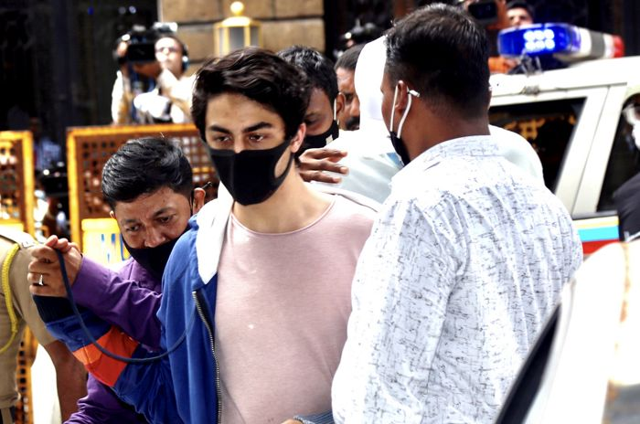 Shah Rukh Khan's son Aryan Khan was in touch with peddlers, NCB tells court