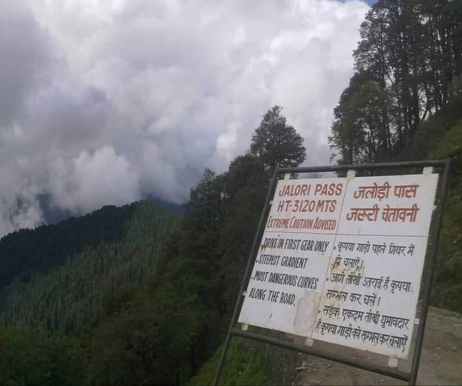 Proposed tunnel under Jalori Pass a poll issue in Mandi