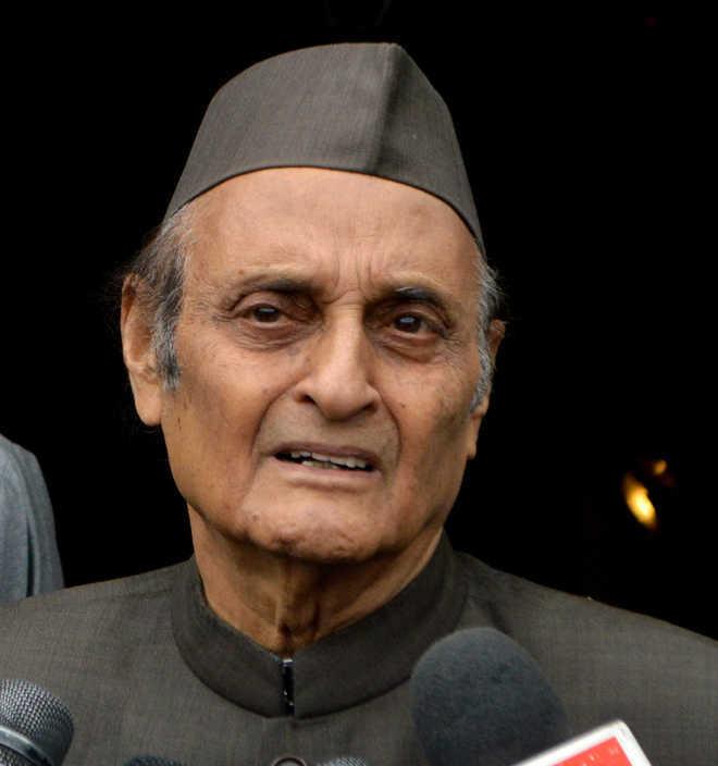 Restart political process: Ex-Governor Karan Singh