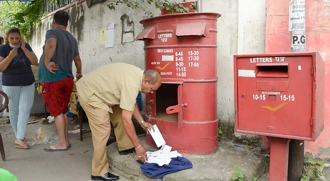Postal department innovating with commitment to serve community