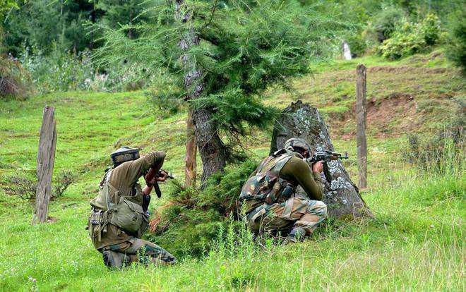Jaish commander gunned down in Pulwama district