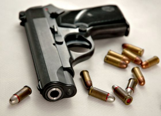 671 firearms deposited in Arki