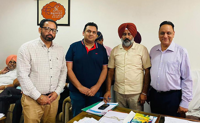 NRIs urge Pargat Singh to implement proposed road map in 100 days