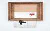 $5-8 million for a half-shredded Banksy? Try Sotheby's
