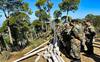 Army Chief General MM Naravane at forward posts along LoC