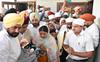 Punjab CM Channi pays homage to Naik Mandeep Singh