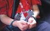 Naraingarh youth held with pistol, 5 cartridges