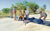 SIT takes Union minister's son to Lakhimpur Kheri site, recreates crime scene