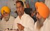 SAD leader Anil Joshi alleges scam in ration distribution