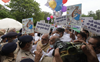 'Using' child in protest: Rights panel dismisses Hooda's reply