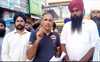 Seven activists booked  for damaging property in Amritsar