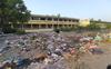 Sri Guru Teg Bahadur Nagar market turns into waste dump