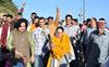 Pratibha Singh seeks vote in Sukh Ram's name