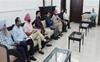 DC reviews paddy procurement arrangements at Patiala district mandis