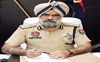 Bhullar takes charge as SSP,  crime-free Patiala on his mind
