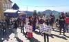 SFI protests PhD admissions at Himachal Pradesh University