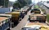 Slow lifting of paddy chokes Karnal grain markets