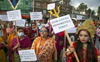 Protesters seek law for Bangladesh minorities