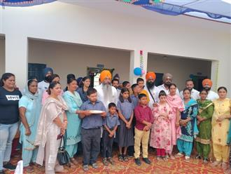 Nawanshahr-based philanthropist comes to the rescue of special kids