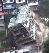 65% Shimla buildings 'vulnerable'; experts say demolition no answer