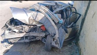 5-year-old among three killed in road accident on Jalandhar-Pathankot highway