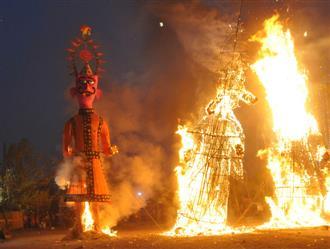 Dasehra celebrated with fervour across Jalandhar district