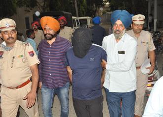 Jaggu Bhagwanpuria's aide held for extortion in Amritsar