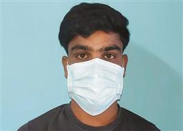 'Thak Thak' gang member arrested for Rs 39-lakh theft in Chandigarh
