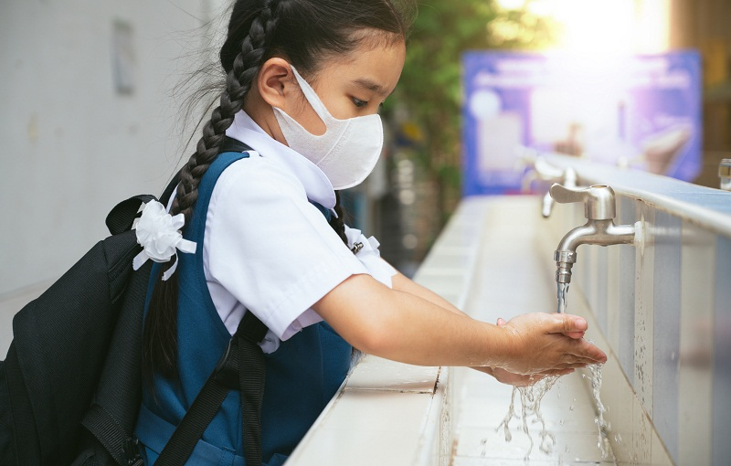 Project to promote hygienic practices in schools launched in Sikkim