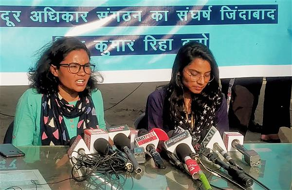 Activist Nodeep Kaur urges people to raise voice for Shiv Kumar's release from jail