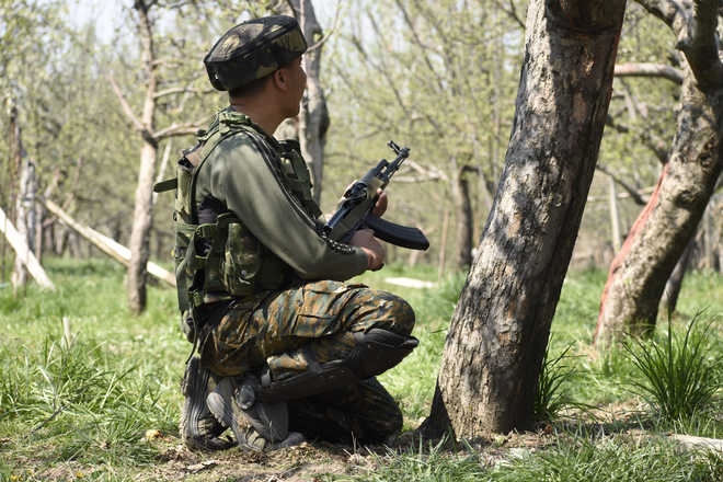 Militant hideout unearthed in J-K's Anantnag