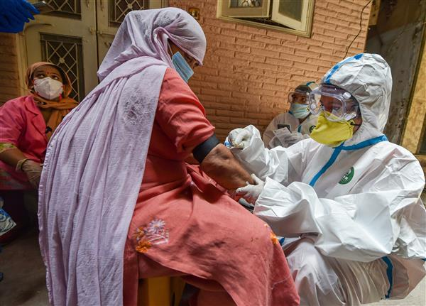 Delhi reports 128 new COVID-19 cases, one fresh death