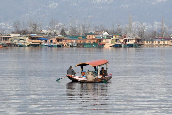 Tourist arrivals declined in J&K post August 5, 2019: Union Minister Prahlad Singh Patel