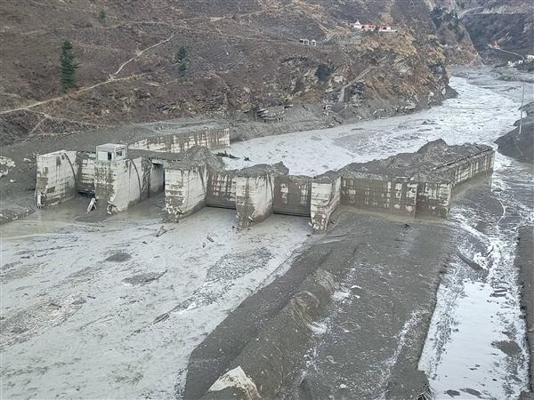 With no rain or melting of snow, floods in Chamolipeculiar: Experts
