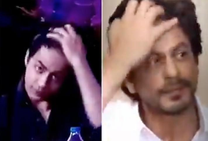 Like father like son: Many mistake Aryan for Shah Rukh Khan at IPL auction