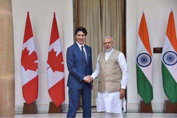 Ministry of External Affairs emphasises Trudeau's request to Modi for vaccines