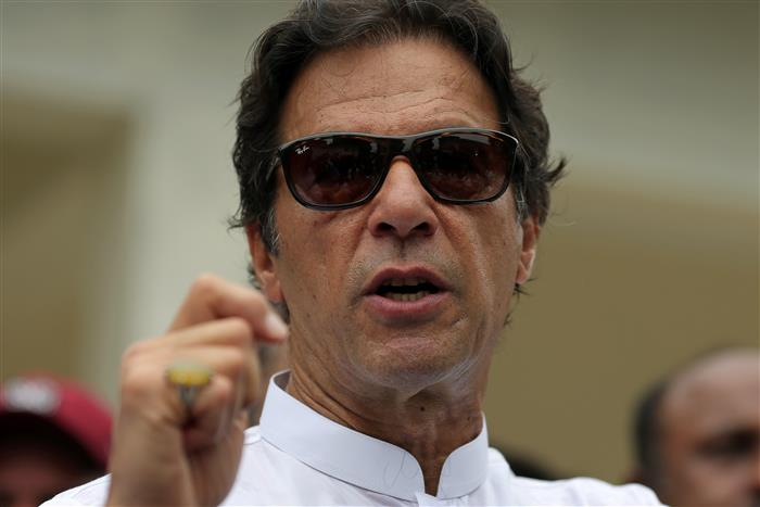 Pakistan ready to resolve all outstanding issues with India through dialogue: Imran Khan