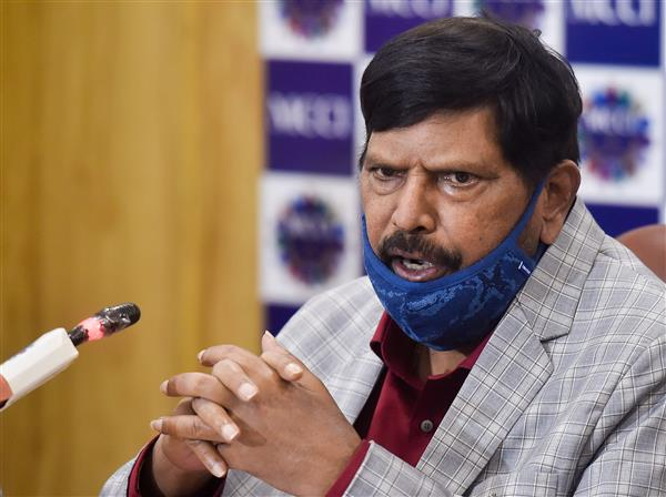 Union Minister Ramdas Athawale calls for caste-based census
