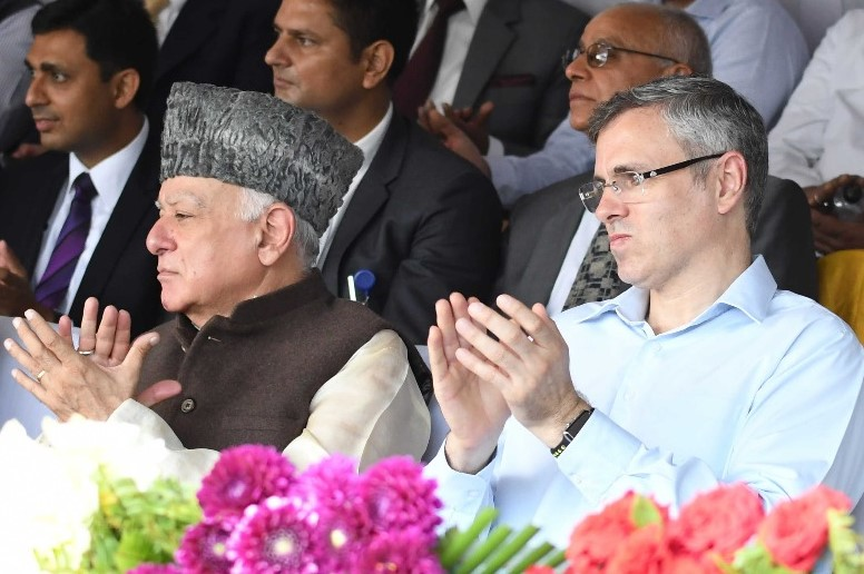 'New model of democracy': Omar Abdullah claims he, his family 'locked' up at home