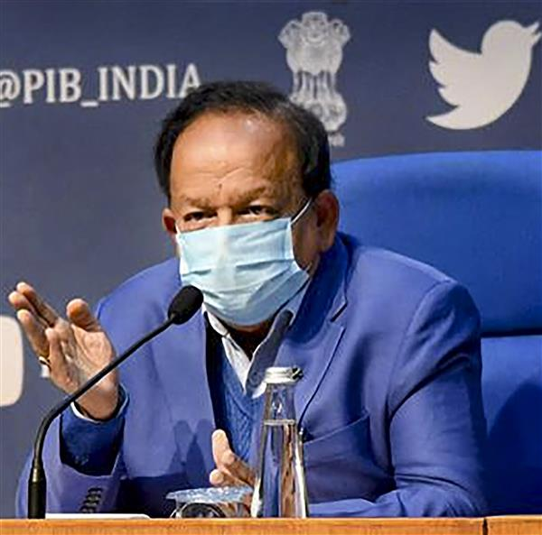 India stands on threshold of vaccinating each and every Indian against COVID-19: Vardhan