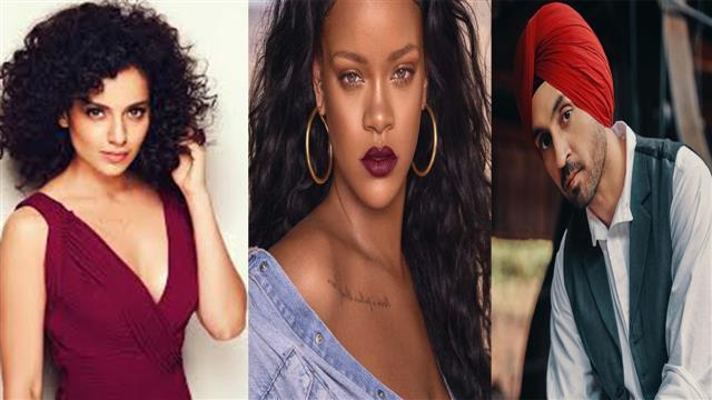 After Rihanna creates flutter over farmers tweet, Kangana calls her 'fool', farmers 'terrorists'
