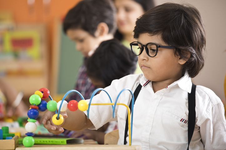 Admission process for nursery classes begins in Delhi