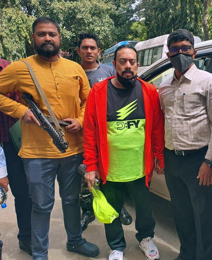 Mumbai police get gangster Ravi Pujari's custody till March 9
