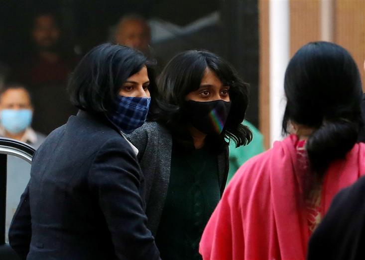 Toolkit case: Delhi court sends climate activist Disha Ravi to one-day police custody