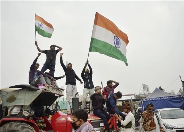 'Youths arrested for R-Day violence joined farm protest only on January 28'