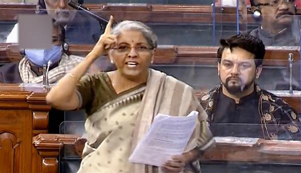 Govt pursuing reforms to make India self-reliant: Sitharaman in Lok Sabha