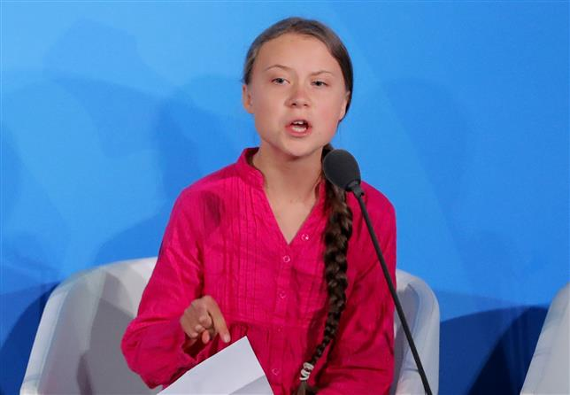 Delhi police book Greta Thunberg on charges of 'criminal conspiracy, promoting enmity'
