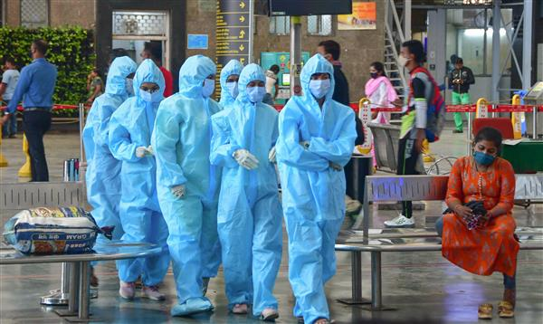 India's total active COVID cases reach 1,64,511; six states show surge in cases
